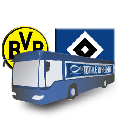 bvb hsv highlights
